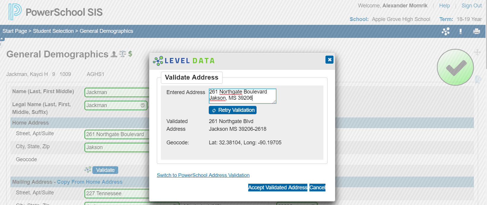 Up-To-Date Guide of State Data Validation Rules for PowerSchool